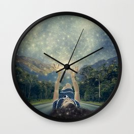 Luminary Wall Clock