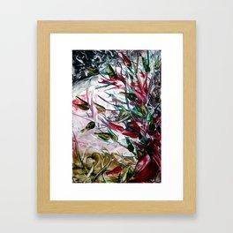 CarnivorousPlant Framed Art Print