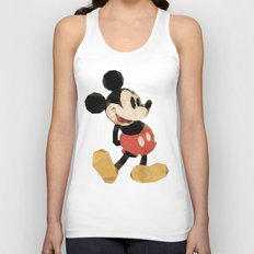 Mr. Mickey Mouse Unisex Tank Top
