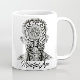 Mindful Ape Coffee Mug