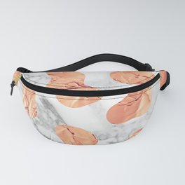 Marble Gold Session III-XXIV Fanny Pack