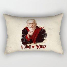 I Want You Rectangular Pillow