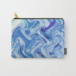 Swirling Glass Carry-All Pouch