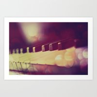 piano Art Prints featuring Piano by Jean-François Dupuis