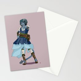 Jester of the Mighty Nein Stationery Cards