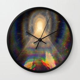 Exit 3 Wall Clock