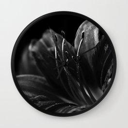 The Dark Beauty Wall Clock