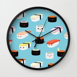 Sushi! Wall Clock