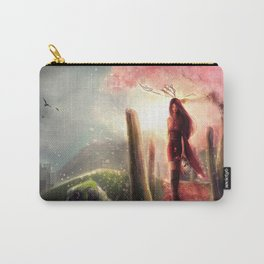 Fox on the Run Carry-All Pouch