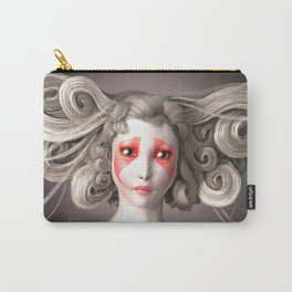 Japanese fashion model Carry-All Pouch