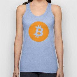 Bitcoin Unisex Tank Top
