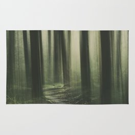 The Dark Dark Wood Rug