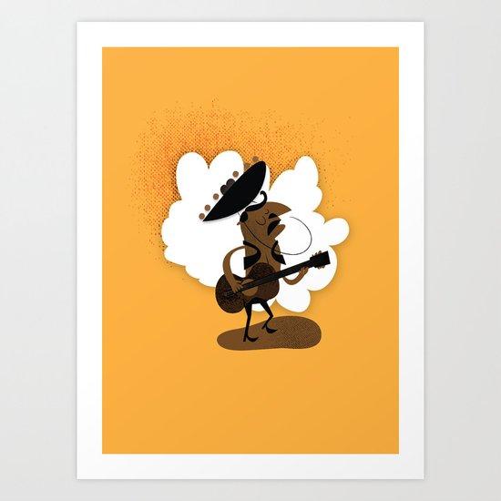 """""""El"""" Art Print"""