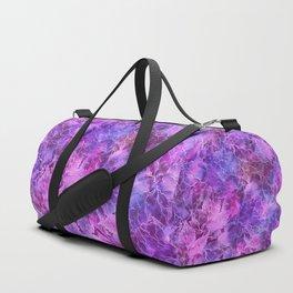 Frozen Leaves 27 Duffle Bag