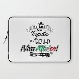 Tequila Taquito Laptop Sleeve