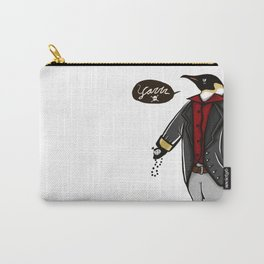 Captain Penguin Carry-All Pouch