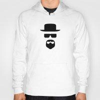 heisenberg Hoodies featuring Heisenberg by George Hatzis