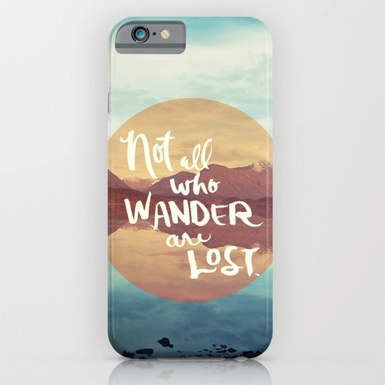 Wander II iPhone & iPod Case