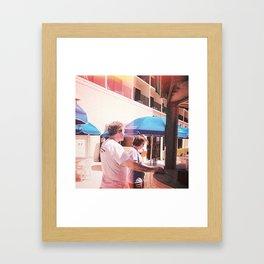 I X . S O L D Framed Art Print