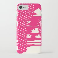 dessert iPhone & iPod Cases featuring Red Dessert by Yetiland