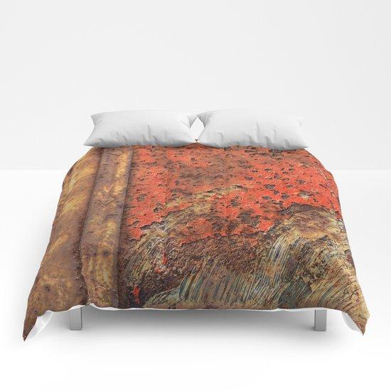 Metal Frontier  Comforters