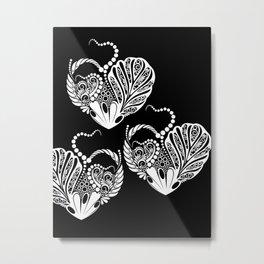 Valentines Day Metal Print