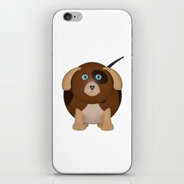 Beagle Dog iPhone Skin