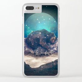 Under the Stars | Ursa Major Clear iPhone Case