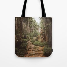 Table Mountains Tote Bag
