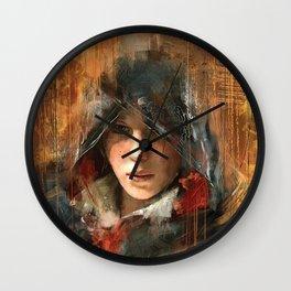 Evie Frye Wall Clock