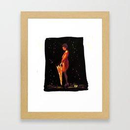 In The Mood for Love! Framed Art Print