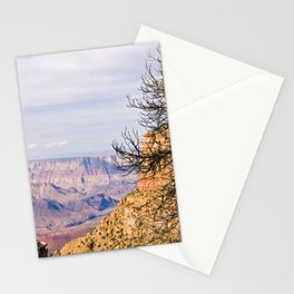 Panoramic view of the Grand Canyon Stationery Cards