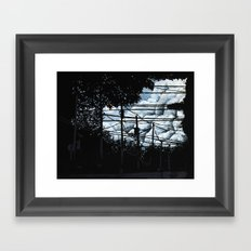 Summer Set (Variant) Framed Art Print