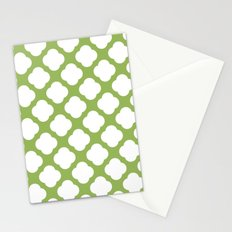 Cute Greenery and white Stationery Cards