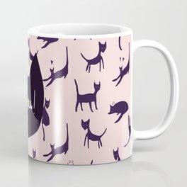 Pink Miaou ! Coffee Mug