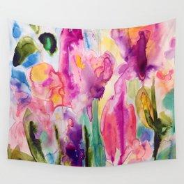 garden fantasy Wall Tapestry