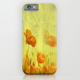Poppy time iPhone Case