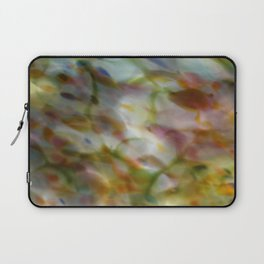 Abstract Dots Laptop Sleeve