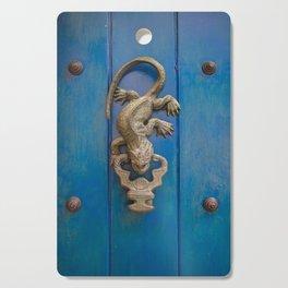 Doors of Cartagena 01 Cutting Board
