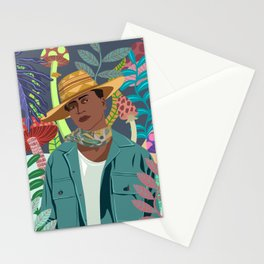 Watcha Lookin' Art? Stationery Cards