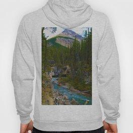 Beauty Creek in Jasper National Park, Canada Hoody
