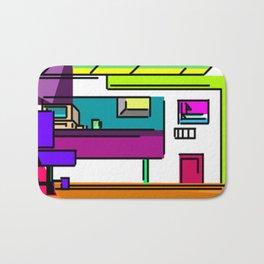 Cyber Apartment Bath Mat