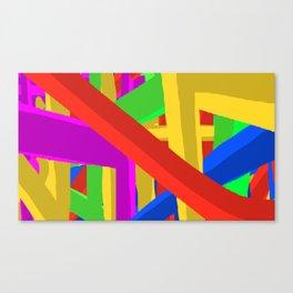 Windows 2525 Canvas Print