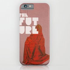 The future a time to reminisce. (mixed media) iPhone 6s Slim Case