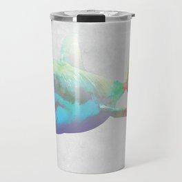 Rocket Shark Travel Mug