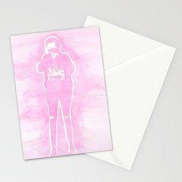 Harry Camera Pink Stationery Cards