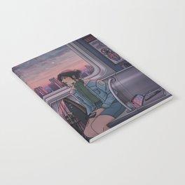 Painted Skies Notebook