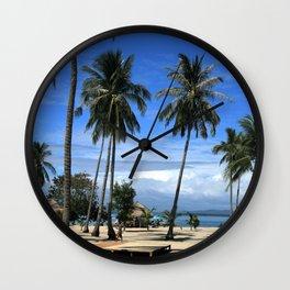 Honda Bay II Wall Clock