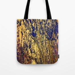 Nature Abstract - Art Tote Bag