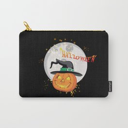 Halloween's pumpkin Carry-All Pouch